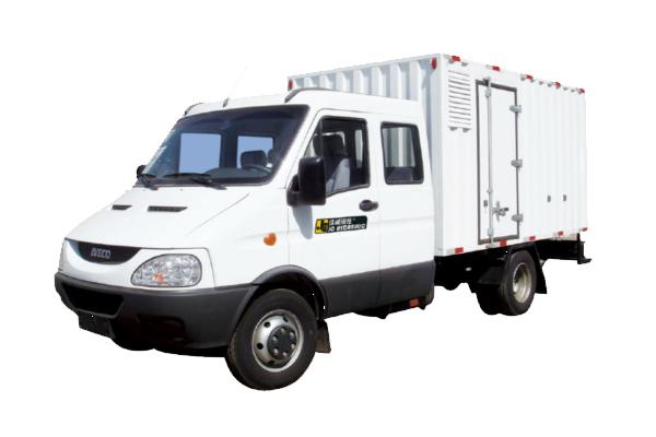 YBP系列电瓶电源车