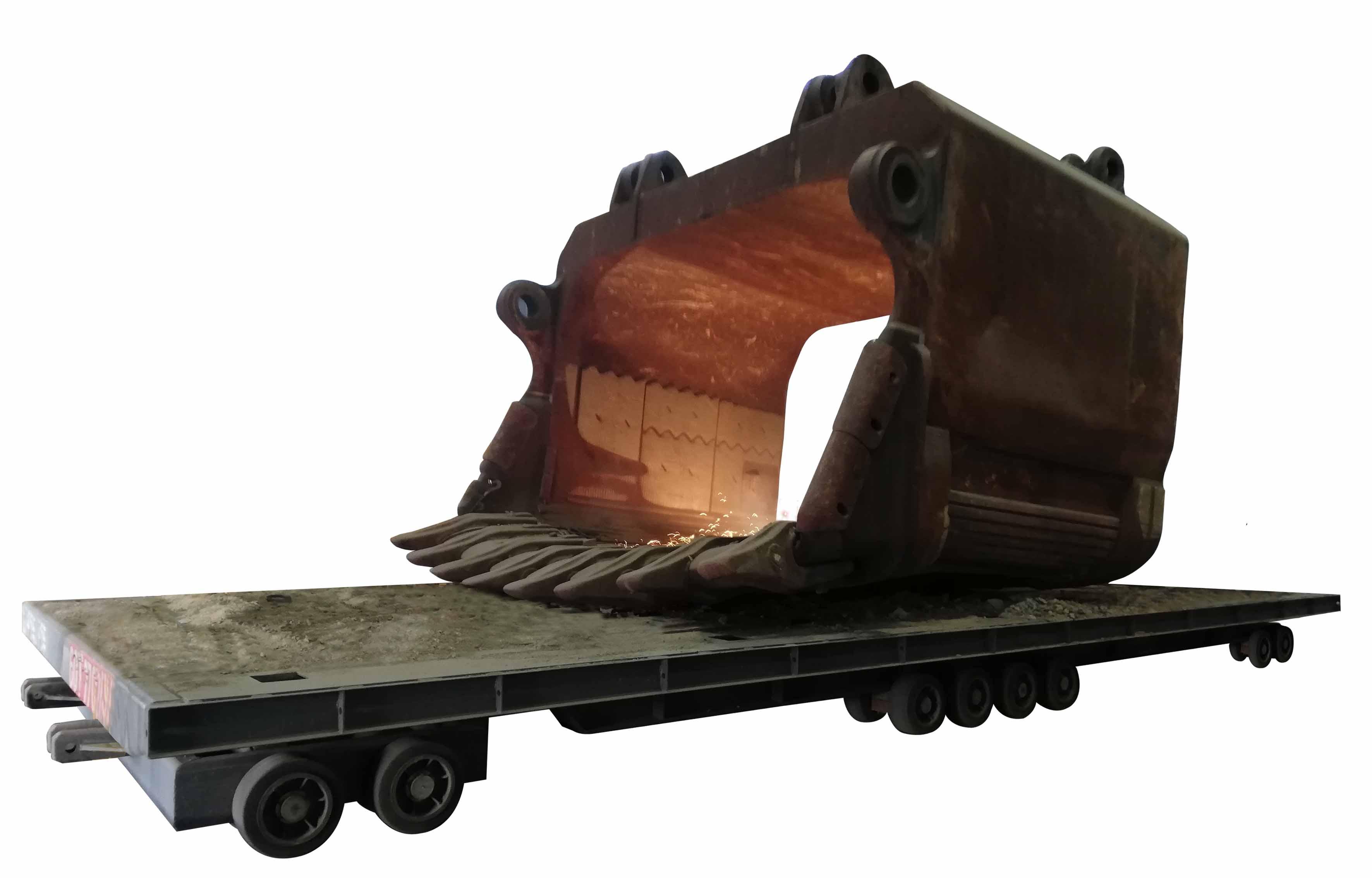 YFT系列矿用平板车