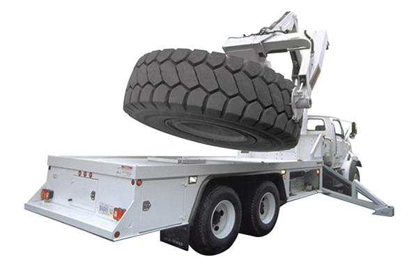 YTS系列轮胎服务车